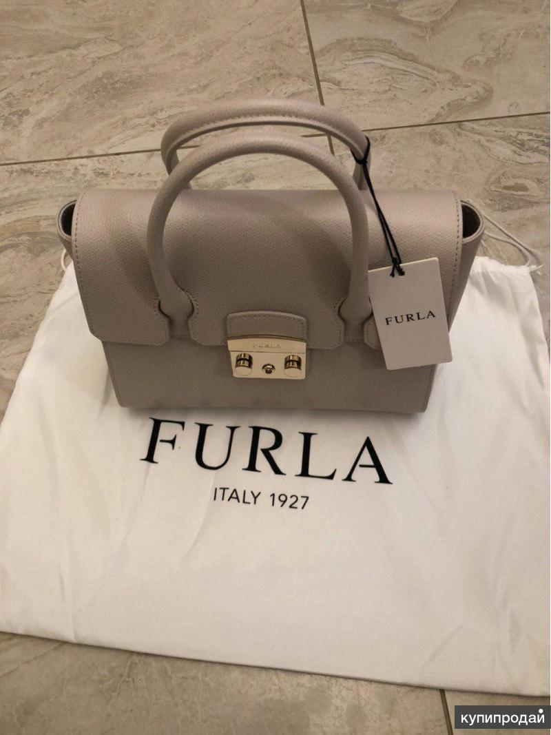 Женская сумка FURLA Small Satchel Bag